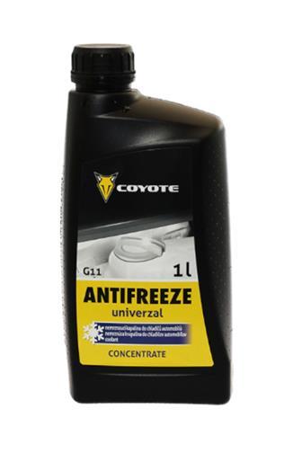 Coyote Antifreeze G11 univezal koncentrát 1 l
