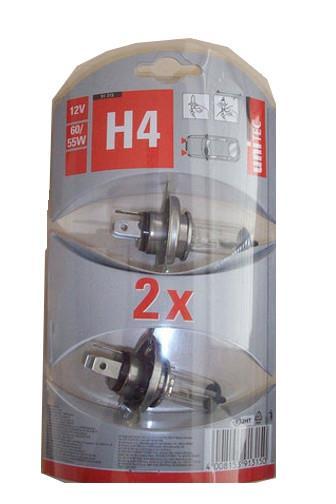 Žárovka H4 12V/55W 2ks