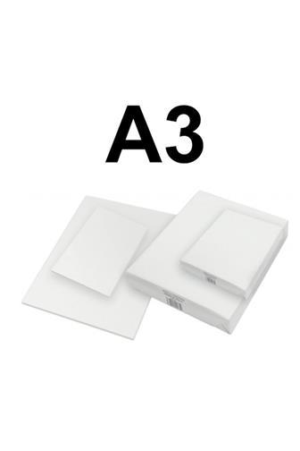 Kreslící karton bílý A3 220g/m2 200 ks