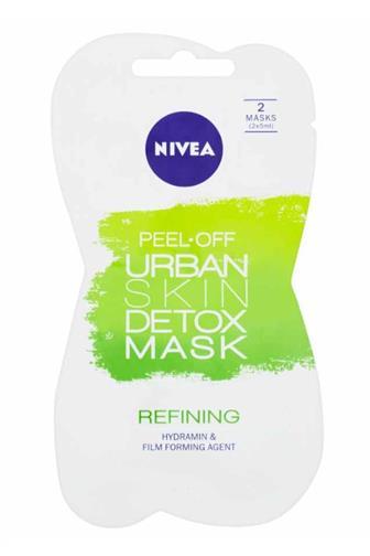 Nivea Urban skin slupovací maska 10 ml