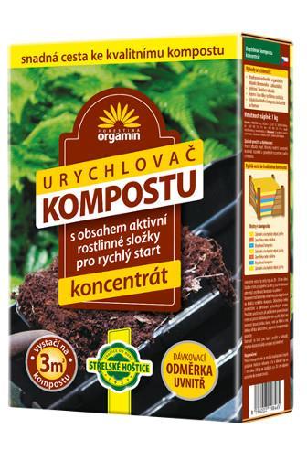 Forestina Urychlovač kompostu koncentrát 1 kg