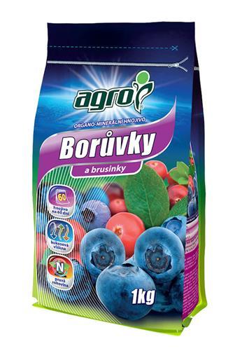 Agro Hnojivo Borůvky a brusinky 1 kg
