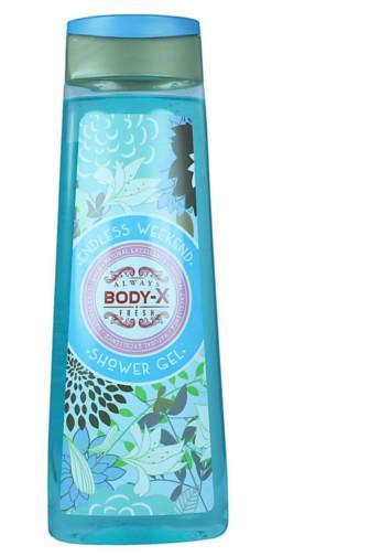 Body-X Endless Weekend sprchový gel 500 ml