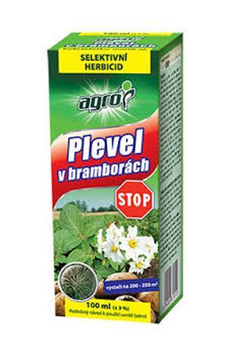 Agro Plevel v bramborách STOP 100 ml