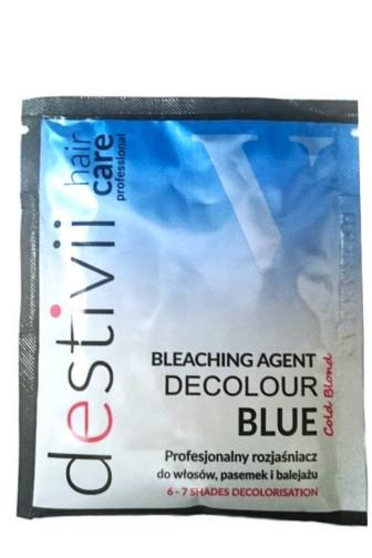 Decolour Ultra blond Blue 40 g