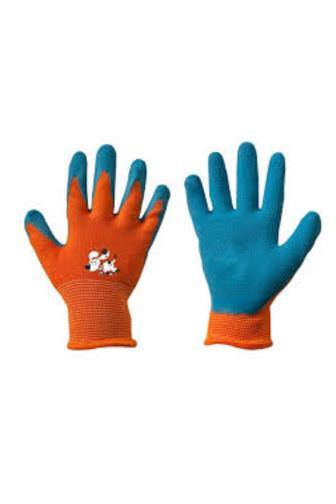 Bradas Dětské ochranné rukavice č. 5 (oranž.-modré)