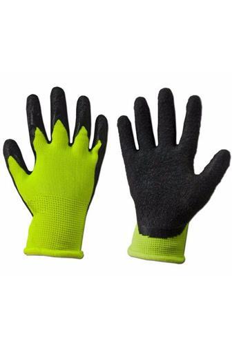 Bradas Dětské ochranné rukavice č. 5 (žluté)