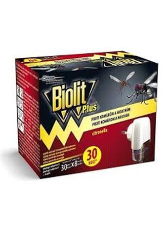 Biolit Plus Plus elektrický odpařovač 31ml