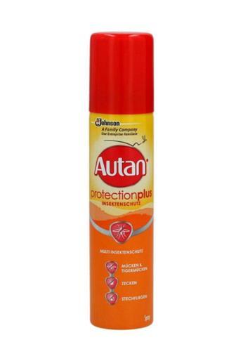 Autan Protection Plus spray 100 ml