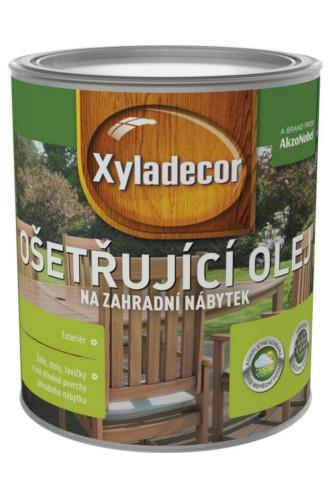 Xyladecor ošetřující olej týk 0,75 l