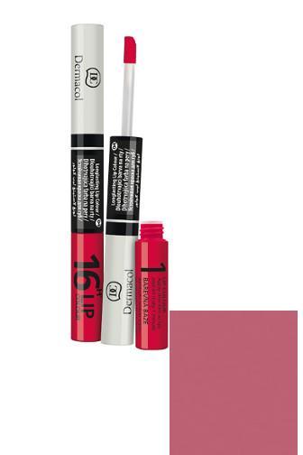 Dermacol Lip Colour 2v1 dlouhotrvající barva na rty 06