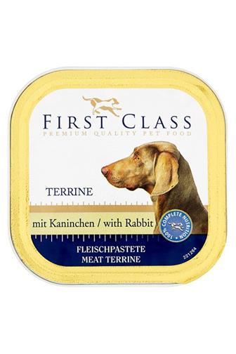 First class paštika králičí pro psy 150 g