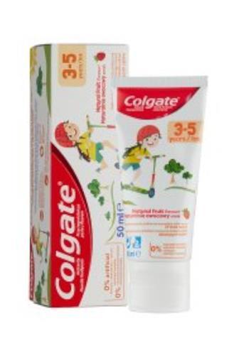 Colgate Natural fruit zubní pasta 3-5 let 50 ml