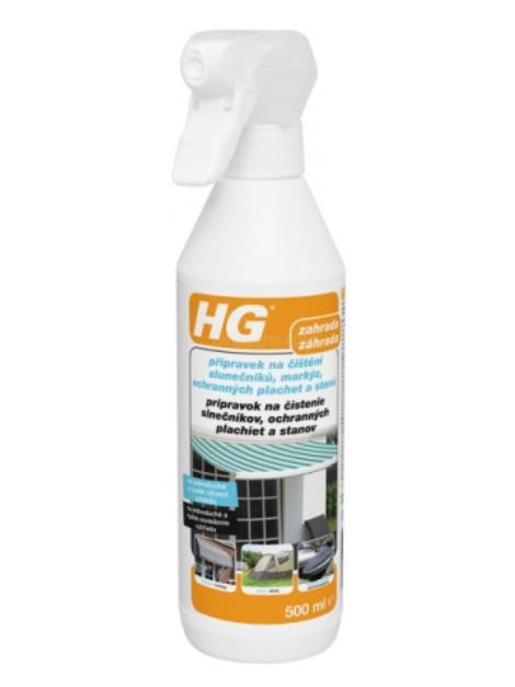 HG přípravek na čištění slunečníků a markýz 500 ml