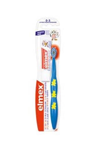 Elmex cvičný zubní kartáček 0-3 let