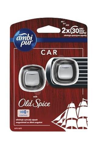 Ambipur car Old spice 2 x 2 ml