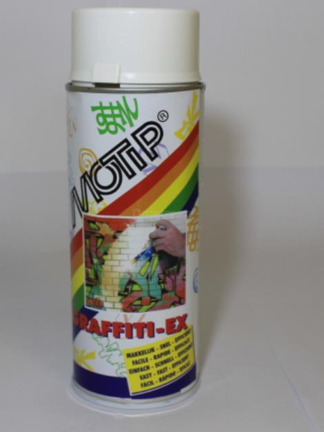 Motip grafiti - ex odstraňovač sprej 400 ml