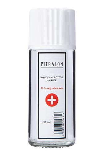 Pitralon hygienický roztok na ruce 100 ml