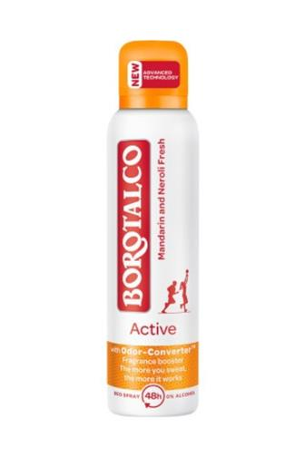 Borotalco deo Active Mandarin & Neroli Fresh 150 ml
