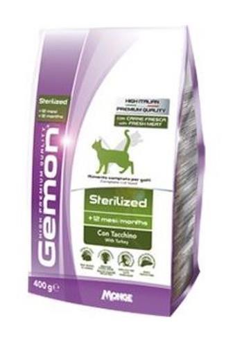 Gemon Cat Sterilized krocan 400g