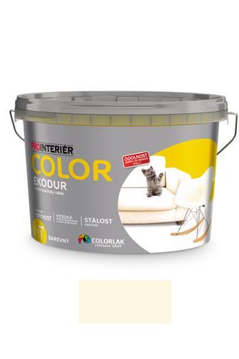 Colorlak Prointeriér Color V2005 C0167 tónovaná interiérová malířská barva vanilková 4 kg