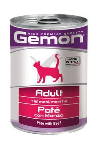 Gemon Cat Adult paštika hovězí 400 g