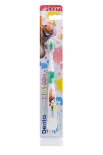 Dentamax Kids soft dětský zubní kartáček