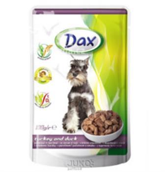 Dax kapsička krůtí/kachní v omáčce 100 g