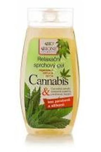 Bione Cosmetics Cannabis Sprchový gel 260 ml