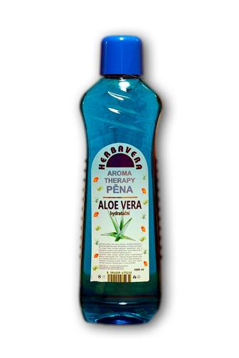 Herbavera aroma therapy pěna do koupele Aloe vera 1l
