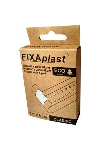 Fixaplast ECO náplast Classic 1 m x 6 cm