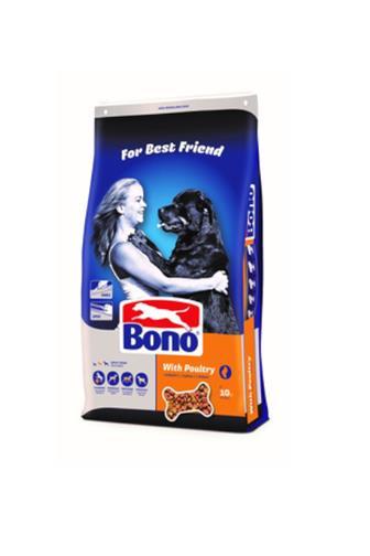 Bono Adult granule pro psy s příchutí drůbeží 0,5 kg