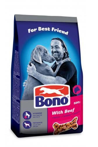 Bono Adult granule pro psy s příchutí s hovězím 500 g