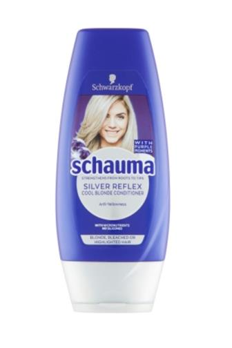 Balzám Shauma Silver Reflex Cool Blonde 200 ml