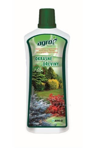 Agro Hnojivo pro okrasné dřeviny 1 l