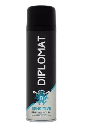 Diplomat pěna na holení Sensitive 250 ml