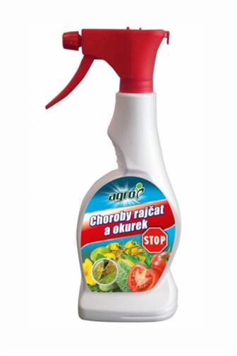Agro Choroby rajčat a okurek Stop 500 ml