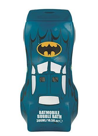 Batmobile dětská koupelová pěna 300 ml