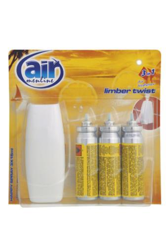 Air Menline happy spray Limber Twist 3 x 15 ml