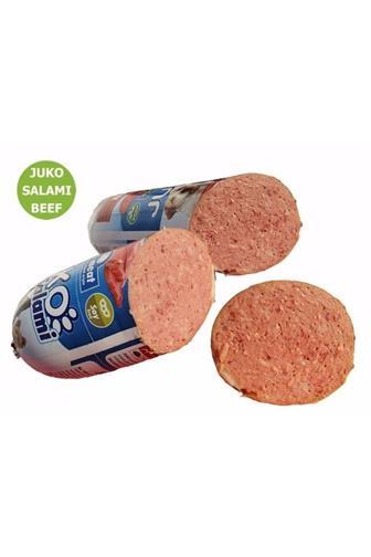 Juko salám pro psy hovězí 95% masa 1kg