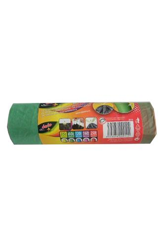 Damira 0107 pytle zatahovací 50x60cm 35l 15 ks