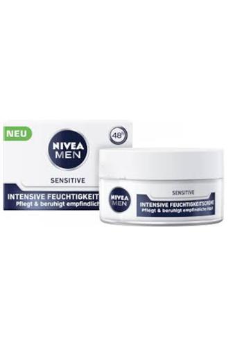Nivea Men hydratační pleťový krém sensitive 50 ml