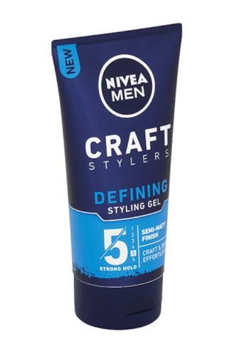 Nivea Men Craft Stylers Gel na vlasy s matným efektem 150ml
