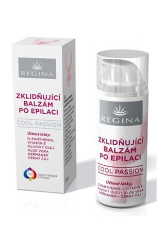 Regina zklidnující balzám po epilaci 50 ml