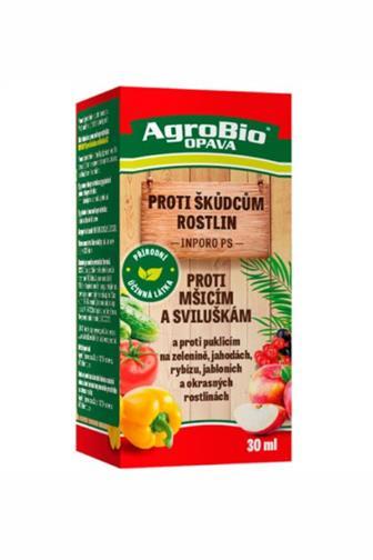 AgroBio Inporo PS Proti mšicím a sviluškám 30 ml