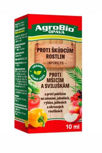 AgroBio Inporo PS Proti mšicím a sviluškám 10 ml