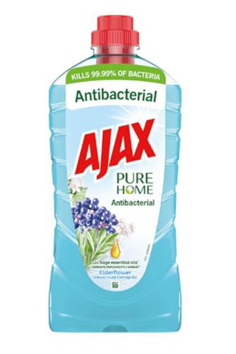 Ajax Pure Home Antibacterial Elderflower 1 l
