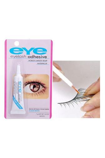 Eyelash Adhesive Lepidlo na umělé řasy průhledné 7g