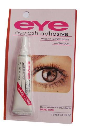 Eyelash Adhesive Lepidlo na umělé řasy černé 7g