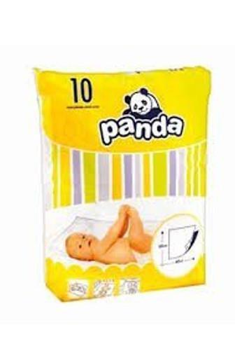 Panda přebalovací podložky 60x60cm 10 ks